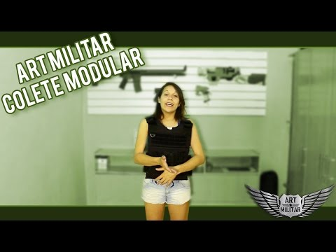 Colete Modular - Art Militar