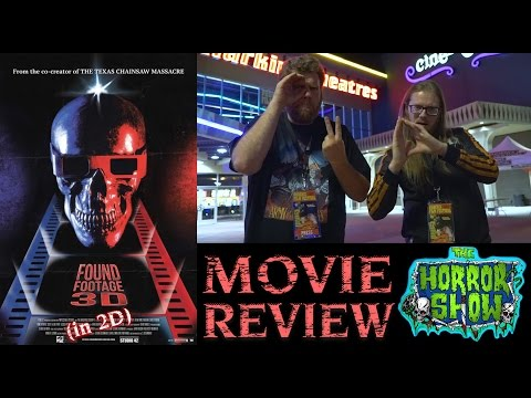 """Found Footage 3D"" (in 2D) 2017 Horror Movie Review – The Horror Show"