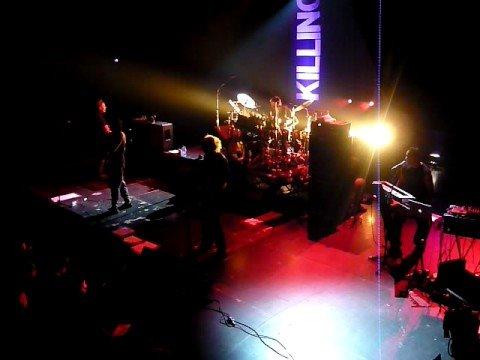 Killing Joke Timewave/Wardance live 30/09/08