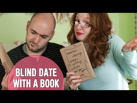 Blind date with a book from YouTube · Duration:  3 minutes 13 seconds