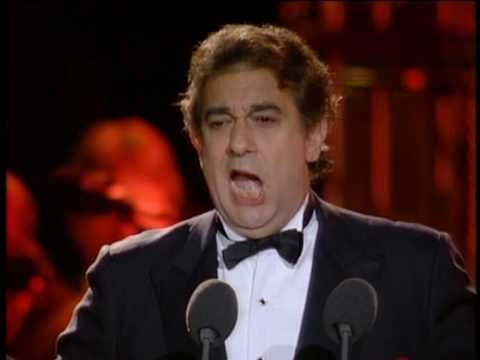 Placido Domingo-Be my love