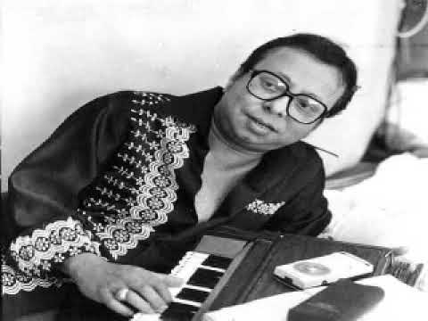 R D Burman's  televised on DD for the serial Phool Khile Hai Gulshan Gulshan