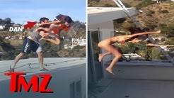 Instagram's Biggest Playboy Dan Bilzerian Throws Porn Star Off Roof [VIDEO] | TMZ