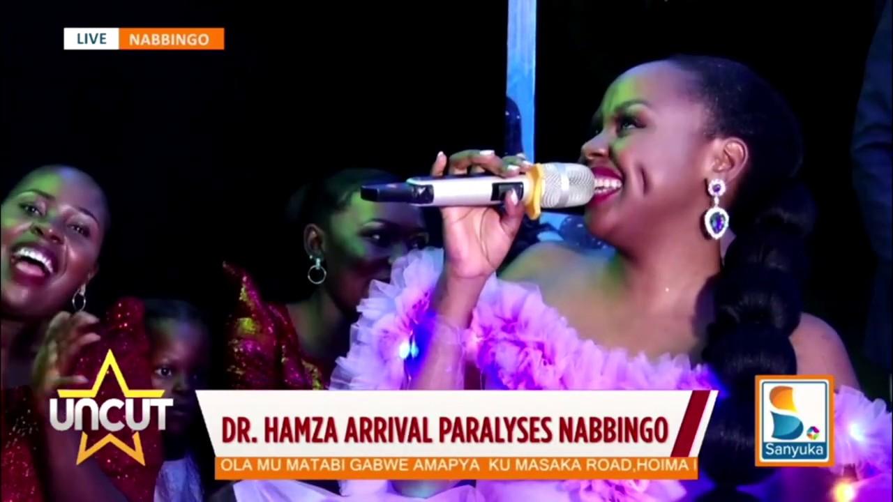 Rema Namakula Pours out her Heart to Dr. Hamza Sebunya, Thank You for Loving Me  Uncut