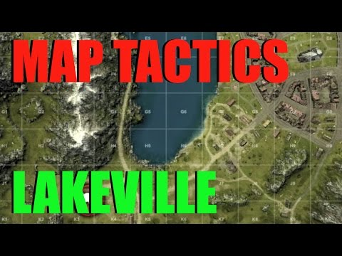 WOT - Map Tactics & Strategy Lakeville | World of Tanks