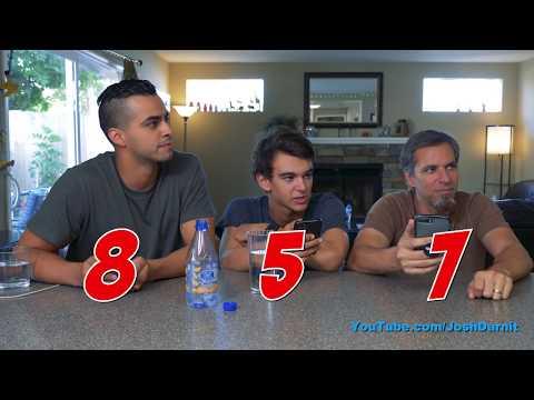 Backwards Words Challenge David Lopez Collab | Josh Darnit