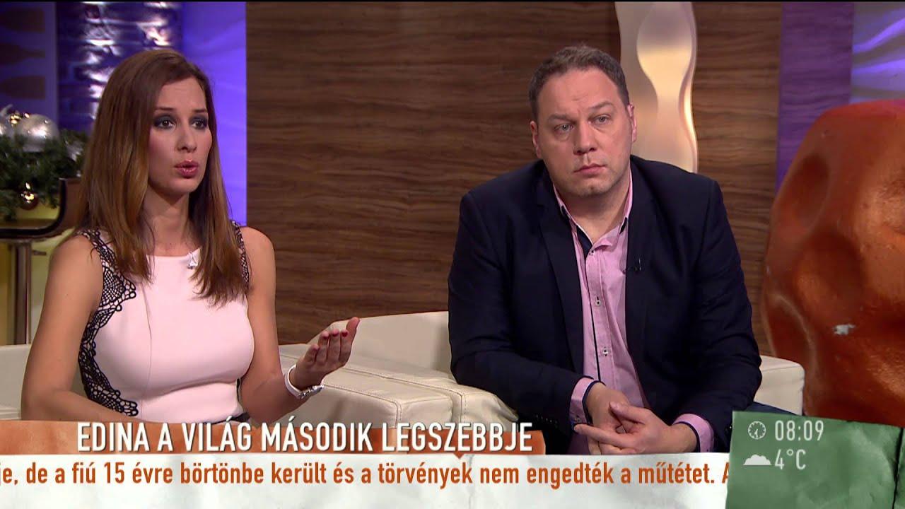 Sarka Katáék profi stábot állítanak Kulcsár Edina mögé - 2014.12.17 -  tv2.hu mokka - YouTube 207f9b2574