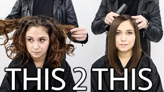 What Do I Do With This?!? | Hair Color and Cut Makeover | MATT BECK VLOG S2 E11