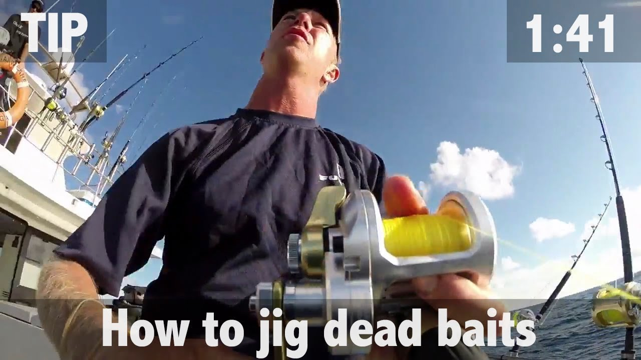 how to make a bait jig