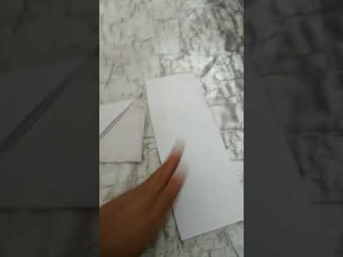 How to make a beyblade out of paper by taran