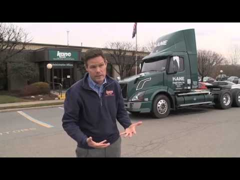 KANE Invests in CO2-friendly CNG powered trucks