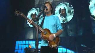 Paul McCartney - Good Day Sunshine -Live Hi Quality-Best Performance