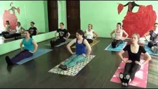 Растяжка в хореографии для дошкольников(Танец -- прекрасный вид искусства, в котором гармонично сочетаются музыка и пластика движений. Роль танца..., 2014-06-25T17:13:28.000Z)