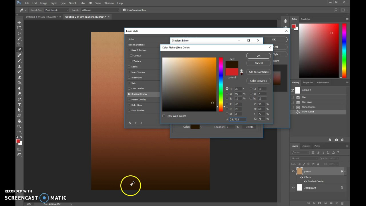 Managing your Brushes and Brush Libraries in Photoshop: a ...