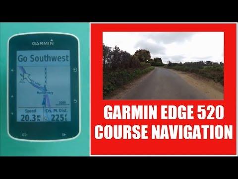 tracce gpx su garmin edge 520