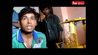 Gorakhpur: 12th student make a mini JCB machine with his jugaad technology