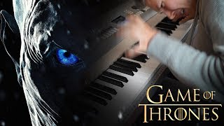 Game of Thrones S8  The Night King (Piano Solo)