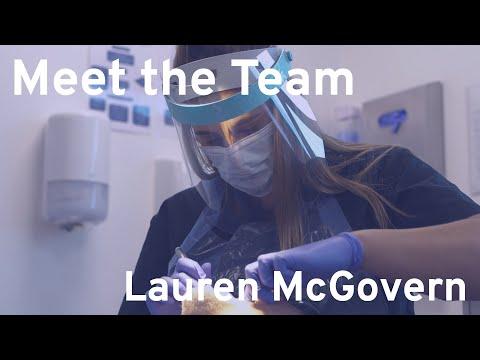 Meet the Team - Lauren McGovern