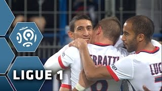 SM Caen - Paris Saint-Germain (0-3)  - Résumé - (SMC - PARIS) / 2015-16