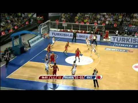 Üçlük bombardımanı | Fenerbahçe Galatasaray Final Serisi 2.Maç