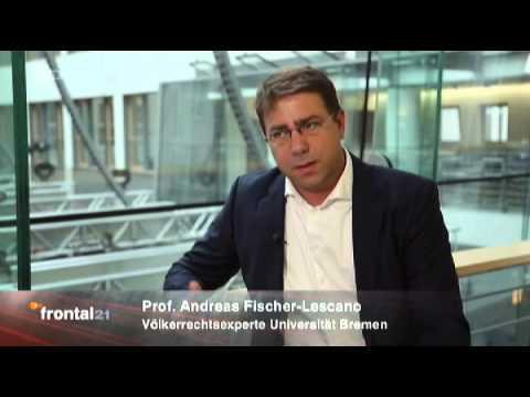 ZDF Frontal21 - Horchposten in Deutschland - Bundesregierung duldet US-Spione - 21.10.2014