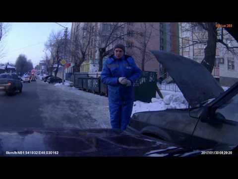 Добрый Саратов. Помощь на дороге. #3.