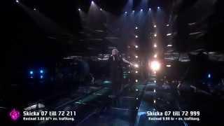 HD Mariette - Don't Stop Believing (Melodifestivalen 2015)