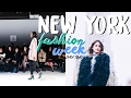 NEW YORK FASHION WEEK + HOTEL ROOM TOUR Day 2