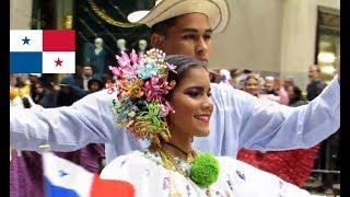 PANAMÁ: La Mejor Delegación en el Desfile de la Hispanidad (2018)