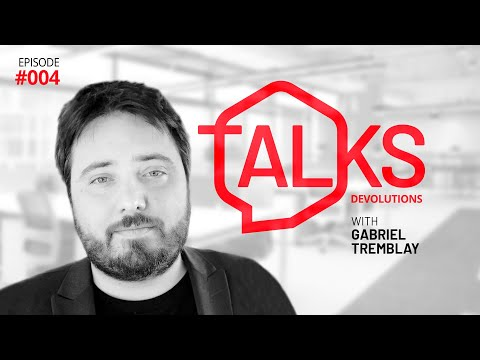 How AI is Transforming the Cybersecurity Landscape | Gabriel Tremblay | Devo Talks #004