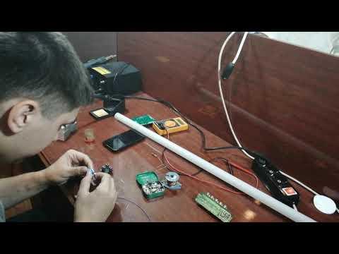Как сделать переходник с vga на тюльпан своими руками видео