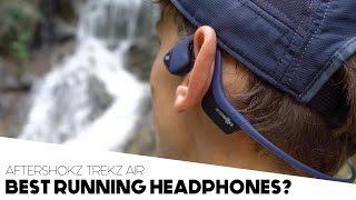 AfterShokz Trekz Air Review   Best Running Headphones?