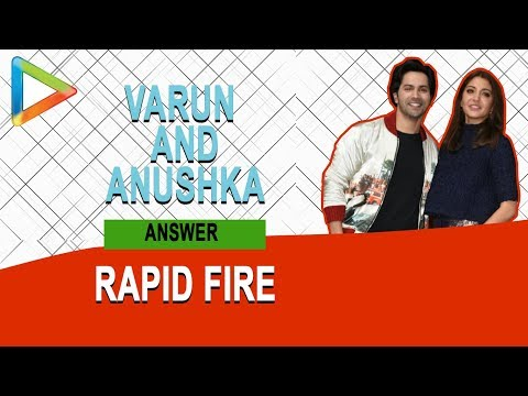 "Varun Dhawan: ""I would LOVE to go on a road trip with The ROCK"" 