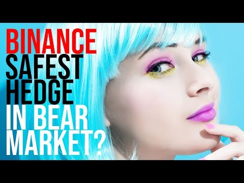 BINANCE - BNB THE SAFEST HEDGE IN THIS BEAR MARKET? BITCOIN BTC $4000?