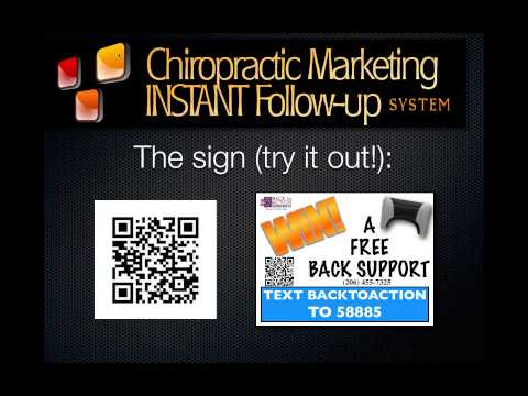 Automated Chiropractic Screening Tools