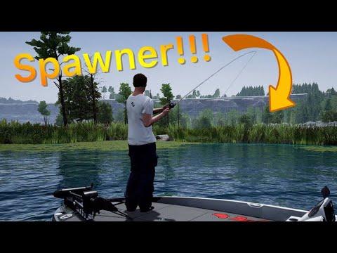 Glitched Fishing Spots (spawners)!!!|Fishing Sim World Pro Tour