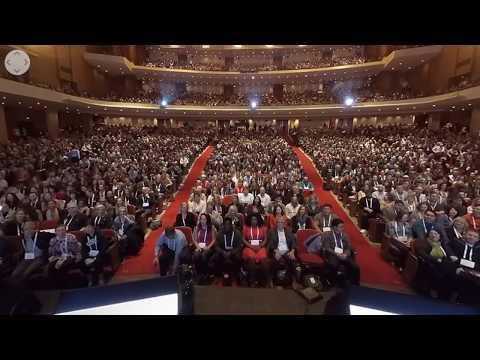 HUGE Speech Practice Audience with Applause (5 minute presentation) - Impromtu Speaking