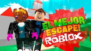 THE BEST ROBLOX ESCAPE ? BPancri and WhiteZunder
