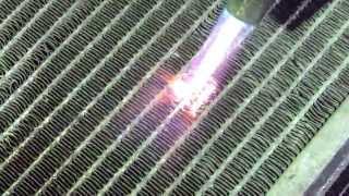 Ремонт радиатора кондиционера(, 2015-02-13T03:31:23.000Z)