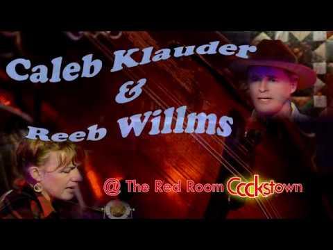 Whispering Forest : Caleb Klauder & Reeb Willms @ The Red Room Cookstown