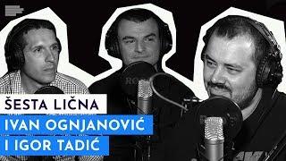 ŠESTA LIČNA: NBA draft sa Ivanom i Igorom! | S01E18