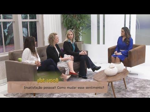 Insatisfação pessoal: como mudar esse sentimento? | SBT e Você (15/09/2018)