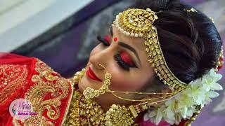 H.D Makeup || HIGH DEFINITION|| Best Bridal Makeup || Midas Makeup Studio || BY Ankit Makeover.
