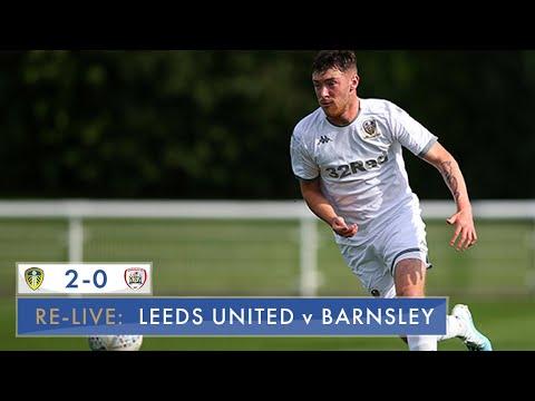 Re-live: Leeds United U23 2-0 Barnsley U23: Professional Development League