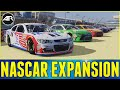 Forza 6 : NASCAR EXPANSION LETS PLAY!!! (Rolling Starts, New Track & Car List)