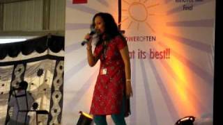 MindTree Idol - Performance by Debayanee Nayak - Awara Bhanware