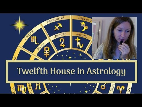 The Twelfth House of Astrology: Your Subconscious