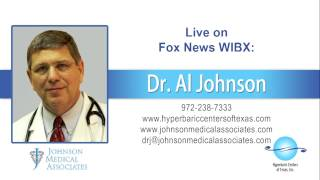 1/13/15 - Dr. Al Johnson of Hyperbaric Centers of Texas featured on the radio