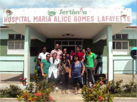 ELAM/CUBA - TRABALHOS VOLUNTÁRIOS NO BRASIL EM 2010