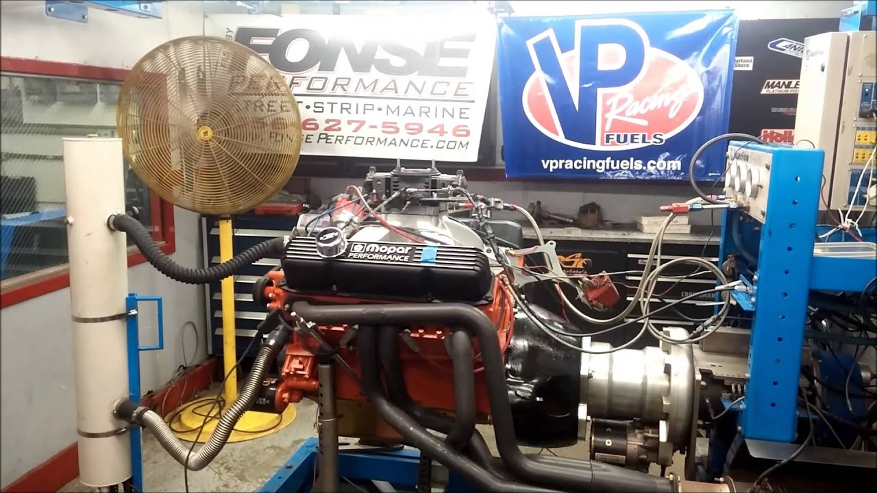 450 hp 383 mopar build